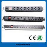고도 18u에 47u (ST-NCE-42U-610)를 가진 통신망 내각 또는 서버 선반