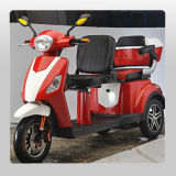 500With700W самокат Trike дешевого колеса взрослого 3 электрический неработающий, электрический трицикл педали (TC-020B)