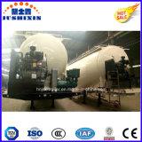 Трейлер Bulker цемента Tri-Axle/навальный топливозаправщик цемента трейлера цемента