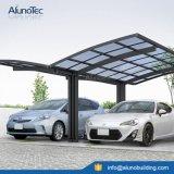 屋外のポリカーボネート車のガレージのためのアルミニウムM様式のCarport
