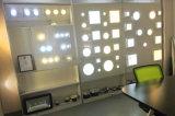 iluminação de teto interna quadrada de Downlight da casa da luz de painel da superfície da lâmpada do diodo emissor de luz 6W