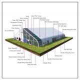 Im Freien Aluminium-TFS gebogenes Zelt für Ausstellung-Handelsmesse Afrika
