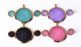 Ensemble bijoux en costume de mode Collier pendentif en acier inoxydable