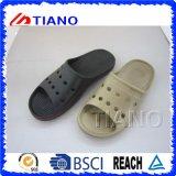 Nuevos deslizadores de la sandalia de los hombres en 2 colores con clase (TNK24870)