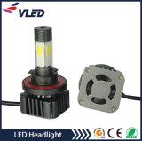 Großhandelsscheinwerfer des v8-LED Scheinwerfer-H4 der Leistungs-H13 LED LED 2016 H4 hoch niedrig
