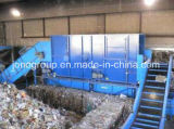 Wastepaper automatisé triant la solution pour la réutilisation de papier