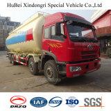 camion-citerne aspirateur sec de poudre de polythène de l'euro 3 de 34cbm FAW avec le moteur diesel