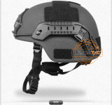 軍隊のためのMichの防弾ヘルメットはNijの標準に合う