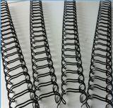Двойной провод петли для вязки календара & тетради