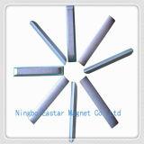 Полосовой магнит неодимия N35 с плакировкой никеля/цинка