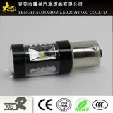 phare automatique de lampe de regain de la lumière DEL de véhicule de 30W DEL avec 1156/1157, T20, faisceau léger de Xbd de CREE du plot H1/H3/H4/H7/H8/H9/H10/H11/H16