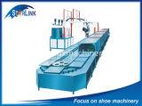 Zapatos dobles de la PU Color&Density de Starlink/Xingzhong que vierten la máquina