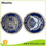 Monedas de encargo de la guerra civil de capitán América de Hiicoins de la fábrica de los regalos de China