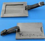Verschiedene Form-Form-Metallarbeitsweg-Gepäck-Gepäck-Marken-Neuheit-Geschenke