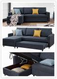 Le sofa faisant le coin de dormeur de tissu avec retirent la fonction de bâti