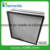 Filtro de HEPA para el hogar del filtro de la filtración del aire