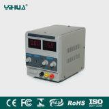 Fuente de alimentación de la CC del USB de Yihua 1502D + USB 15V 2A