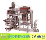 Fábrica de produção de areia amarela
