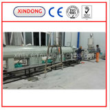 línea de la protuberancia del tubo del PVC de 75mm-200m m