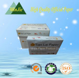 A melhor alta qualidade de venda papel barato de 70GSM da polpa de madeira de 100% e de 80GSM A4