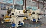 NC 자동 귀환 제어 장치 지류를 가진 자동화 기계 직선기 및 기계장치 공장에 있는 Uncoiler 사용