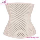 De elegante Witte Snoeischaar van de Taille ventileert Korset Shapewear plus de Taille Cincher van de Grootte