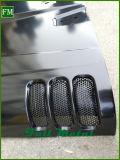 A capota preta de aço de Paintble para o exterior do jipe reaparelha acessórios