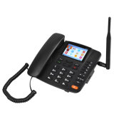 Garantía de 1 Año 2g Teléfono Inalámbrico Dual SIM GSM Fwp G659 Soporta Antena de Recepción Fuerte