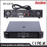 Xf-Ca10熱い販売の専門のアンプ強力なPAシステム可聴周波電力増幅器
