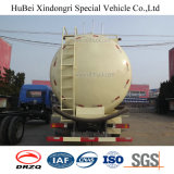 34cbm FAWのユーロ3のPolytheneのディーゼル機関を搭載する乾燥した粉のタンク車