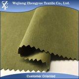 Ткань Windbreaker бленды хлопка Water-Repellent Twill Nylon для куртки бомбардировщика