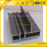Profils en aluminium d'isolation thermique d'enduit de poudre pour Windows et des portes