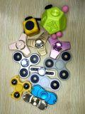 2017熱い販売大人または子供手の紡績工Spinner01のための最も普及した落着きのなさのおもちゃリリース圧力の落着きのなさの紡績工の回転の焦点