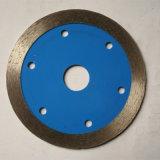 Лезвия алмазной пилы Turbo 105mm для вырезывания мраморный гранита конкретного керамического