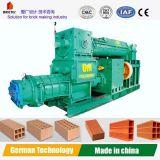 Vendite automatiche della macchina per fabbricare i mattoni dell'argilla di tecnologia tedesca in Africa