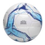 新しいデザインカスタムサイズ4 5つのPUによって決め付けられるサッカーボール
