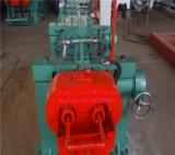 Moinho de mistura aberto do rolo da alta qualidade dois com o misturador conservado em estoque do tipo do rolamento