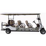 ジャンパーのシートが付いている8つのシートのカスタムゴルフカート