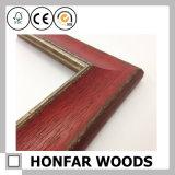 Cornice di legno antica del Brown per la casa