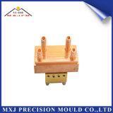 Electrodo de goma plástico del molde del molde del moldeo a presión para la pieza de automóvil
