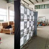 Fixe a fita pop-up Stand for Photo Backdrop