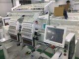 Крышка Wonyo 2 головные высокоскоростные и машина Wy1502CH вышивки цилиндра