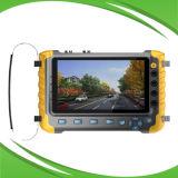 """5 """" LCD Ahd/Cvi/Tvi/Analog het Meetapparaat van de Camera van kabeltelevisie"""