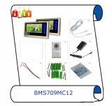 Intelligentes 4 Draht-videotürklingel-Tür-Telefon zur Landhaus-Sicherheit