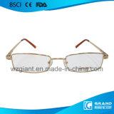 Vetri di lettura ultra sottili privati del metallo dell'OEM Eyewear del contrassegno
