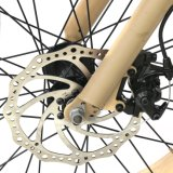 Hoher Qyality 350W faltender E-Fahrrad Platte-Bremsen-elektrischer Fahrrad-Lithium-Batterie-schwanzloser Motor mit Zustimmung en-15194