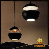 Moderne Apple-hängende hängende Lampe (KA9064/S black+gold)