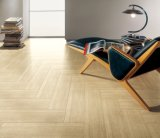 Pavimentazione cemento italiano di disegno del nuovo e mattonelle di legno della parete (SN06)