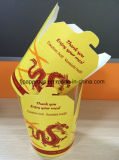 Taza de papel, caja de papel, papel de la taza de café, Escudo con el PE, papel de embalaje de papel