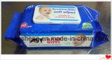 Chiffons humides 80 PCS de bébé de parfum personnalisés par usine